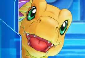 Digimon Survive Augumon