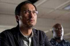 Dr. Serizawa (Ken Watanabe) ist überrascht