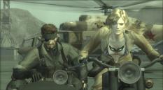 Snake & EVA auf der Flucht