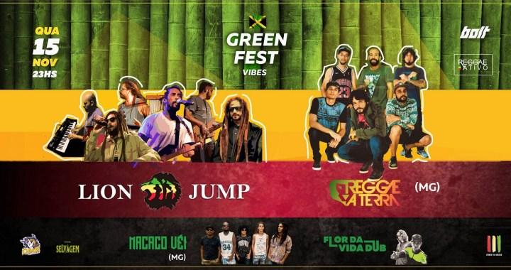 Proclamação do reggae na Bolt neste feriado