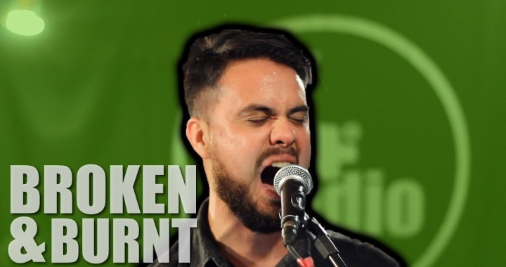 Broken & Burnt participa do 4º Studio Apresenta