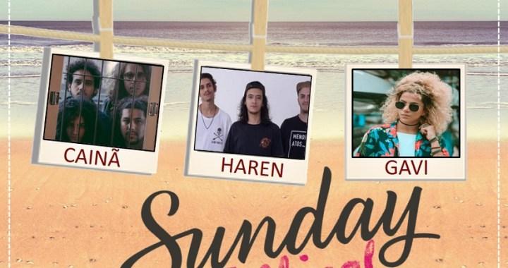 Gavi, Haren e Cainã e a Vizinhança do Espelho se reúnem para a primeira edição do Sunday Festival