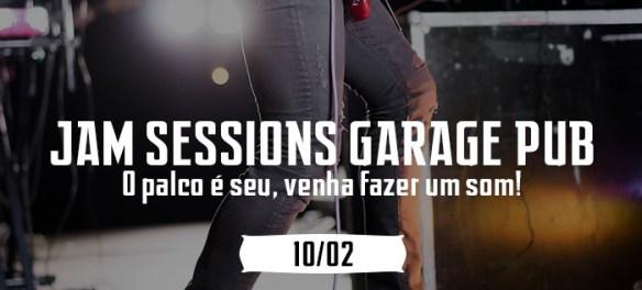 capa-garage-pub-jam-session-divulgação-facebook