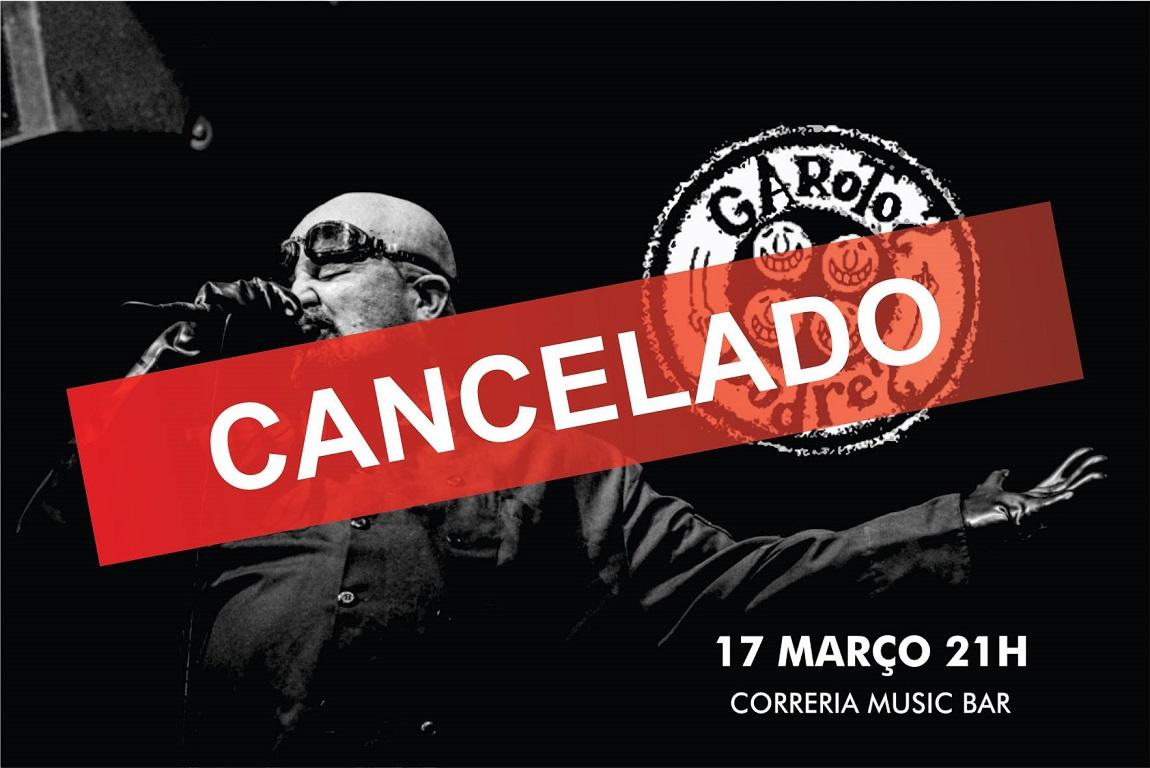 Em meio a denúncias de fascismo, show dos Garotos Podres no Correria é cancelado