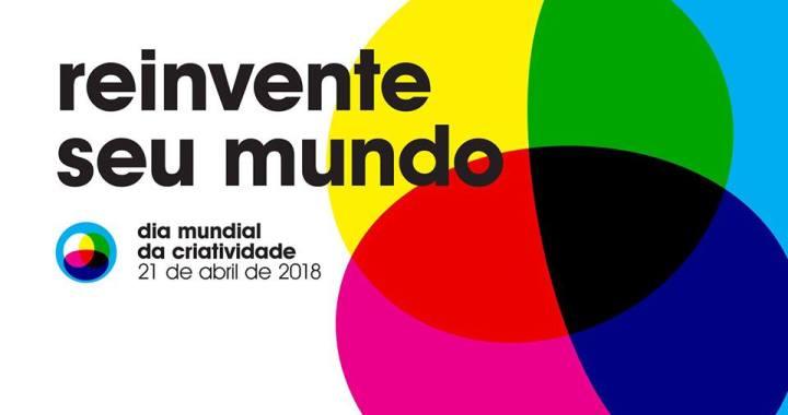 Vitória vira palco da terceira edição do Dia Mundial da Criatividade