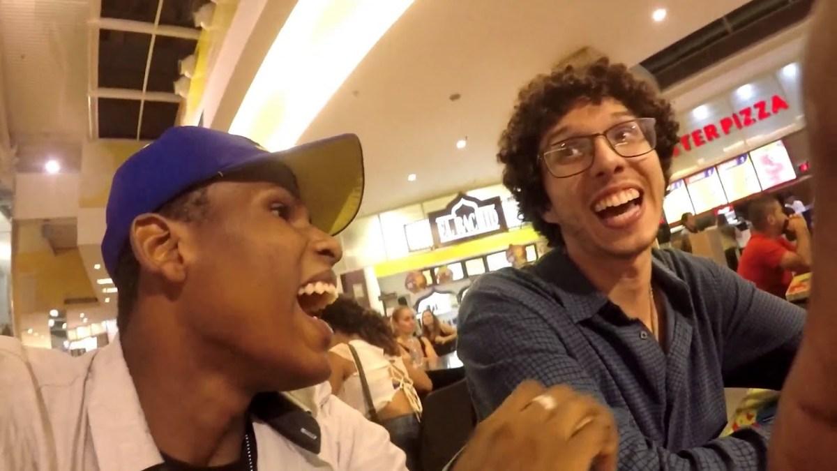 Vídeo: Hiância e a sua primeira vez no Shopping Vitória