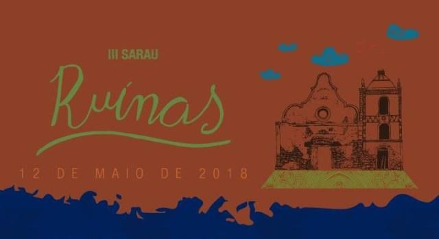 capa-sarau-ruinas-terceira-edição-guarapari-divulgação-facebook
