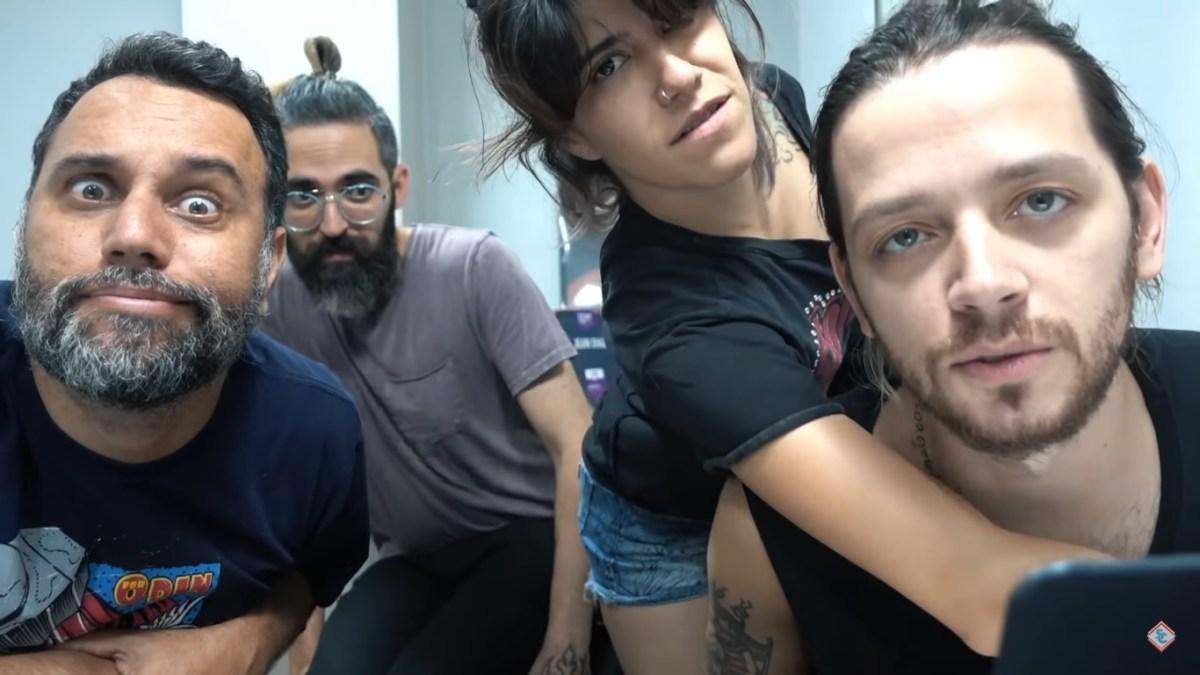 Com show em Vila Velha, Supercombo anuncia novo álbum