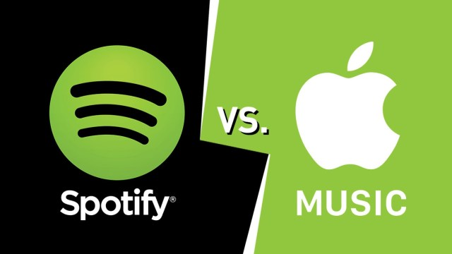 Spotify-Apple-Music