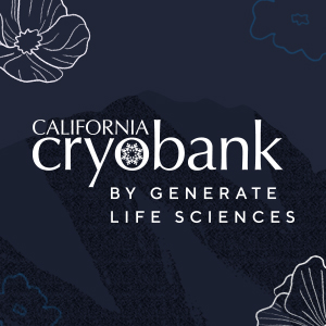 Donor Sperm Vial Giveaway @ California Cryobank