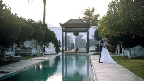 Atzaro pool