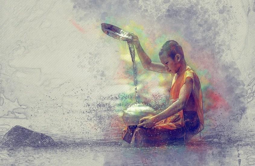 Das Gebet spiritueller Meisterschaft