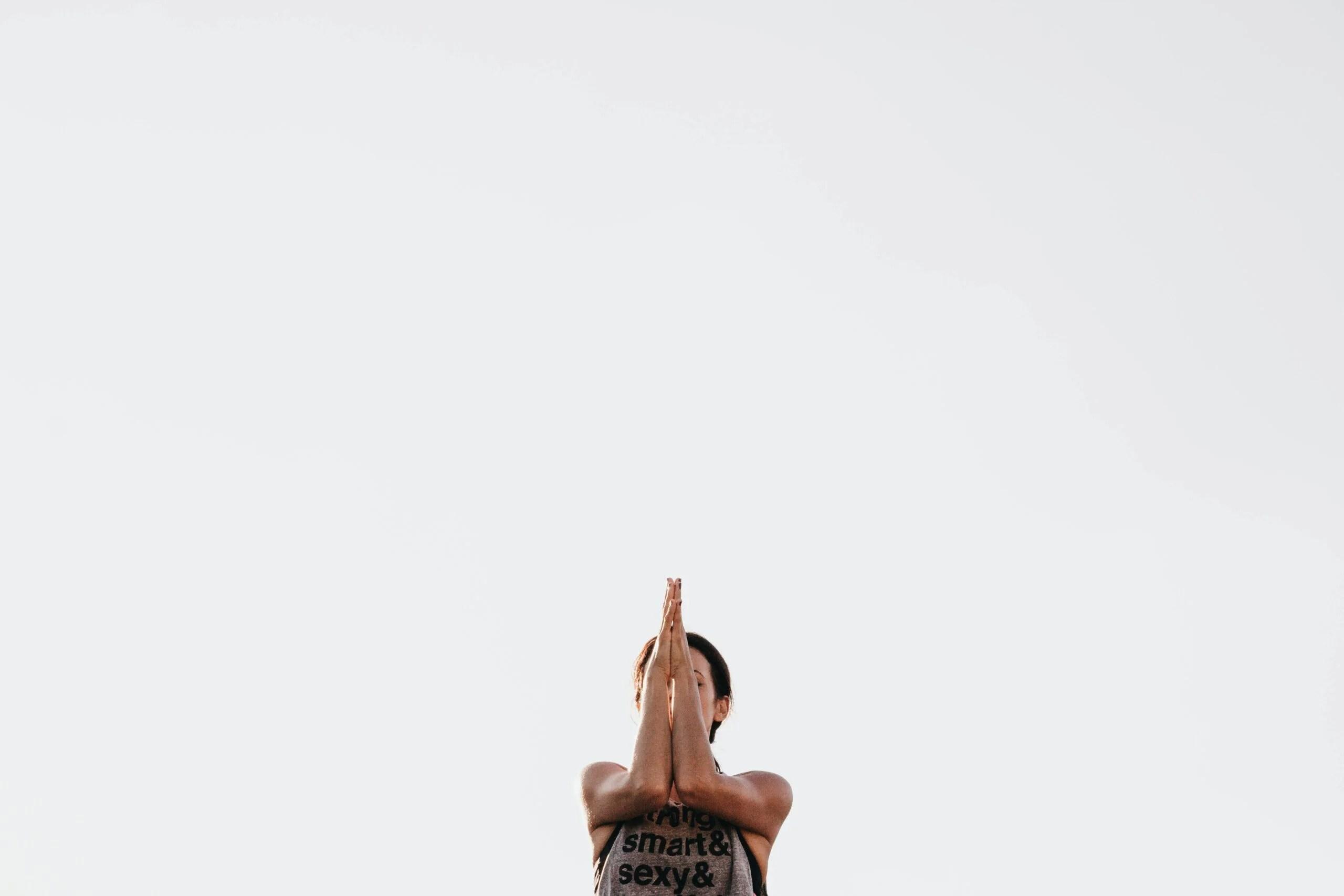 YOGA-GEBET & AFFIRMATION | Yoga als Weg zur inneren Weisheit