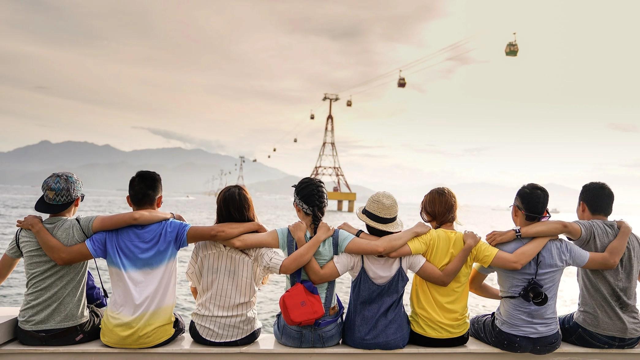 Mit Dankbarkeit magisch Freundschaften & Beziehungen stärken