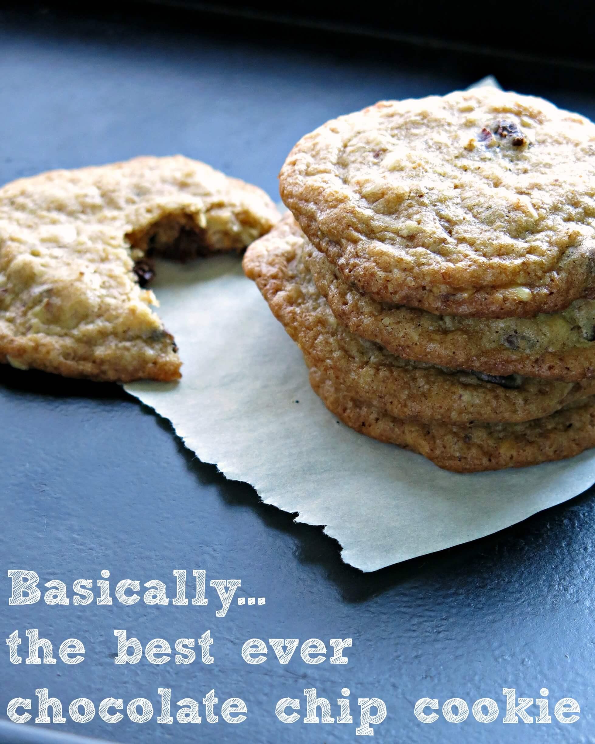 Chocolate Chip Hazelnut Cookies   the infinebalance food blog