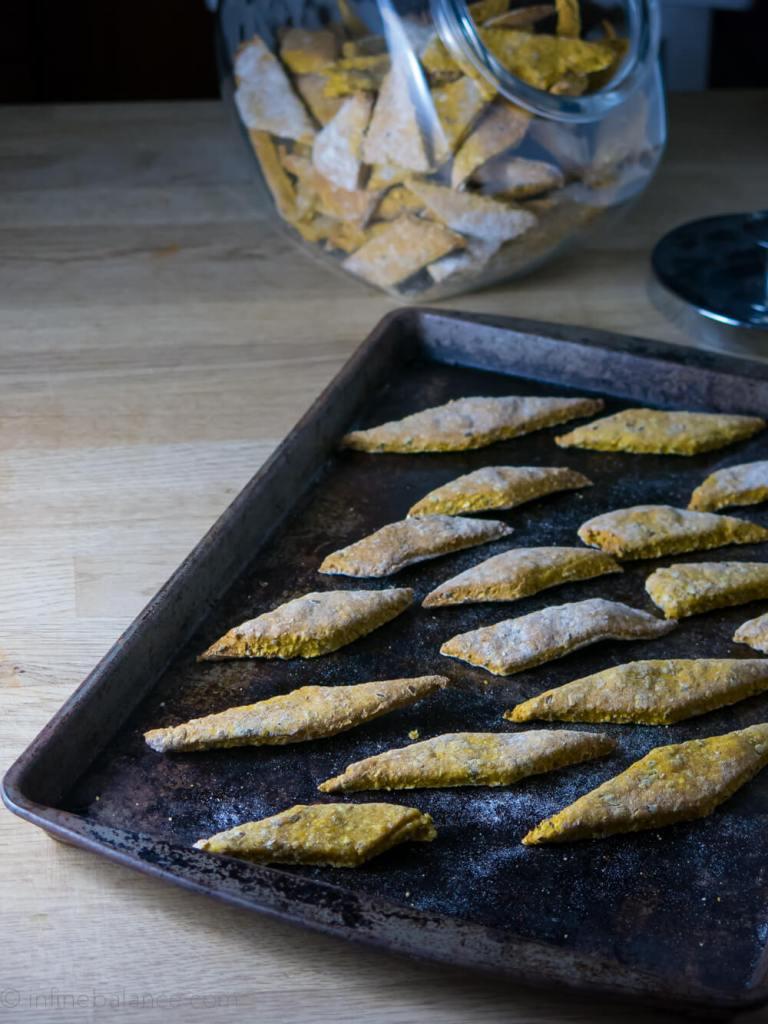 Pumpkin Pooch Snack | infinebalance #recipe Homemade dog biscuits
