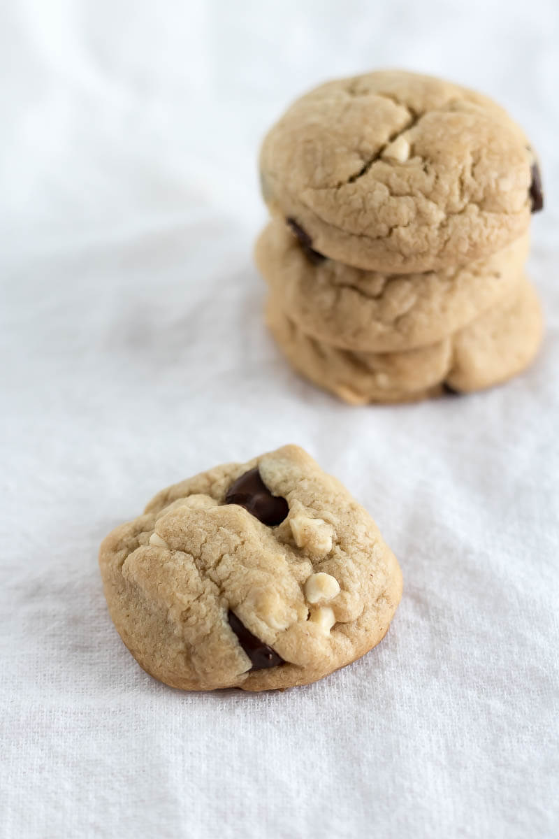 Peanut Butter Chocolate Chip Cookies peanuts peanut butter kids cookies chocolate