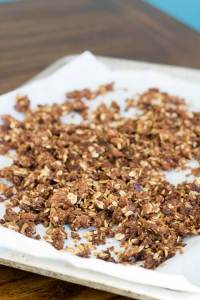 Caramel Apple Pie Cheesecake | infinebalance.com #recipe