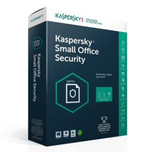 Kaspersky Small Office Security 2019© para 5 Pc por 1 Año  KL4528ACNTS