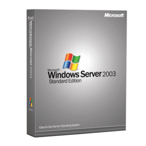 Windows Server 2003 SP2 Standard - MFR # P73-01780 Licencia Retail 1 Pc