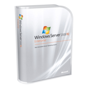 Windows Server 2008 R2 Enterprise MFR # P72-03988 Licencia RETAIL 1 PC