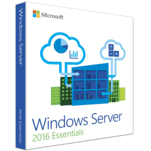 Windows Server 2016 Essential - G3S-01015  Licencia RETAIL 1 Pc