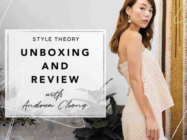 Style Theory Review by Drea Chong – 3 Tips To Maximise Your Subscription
