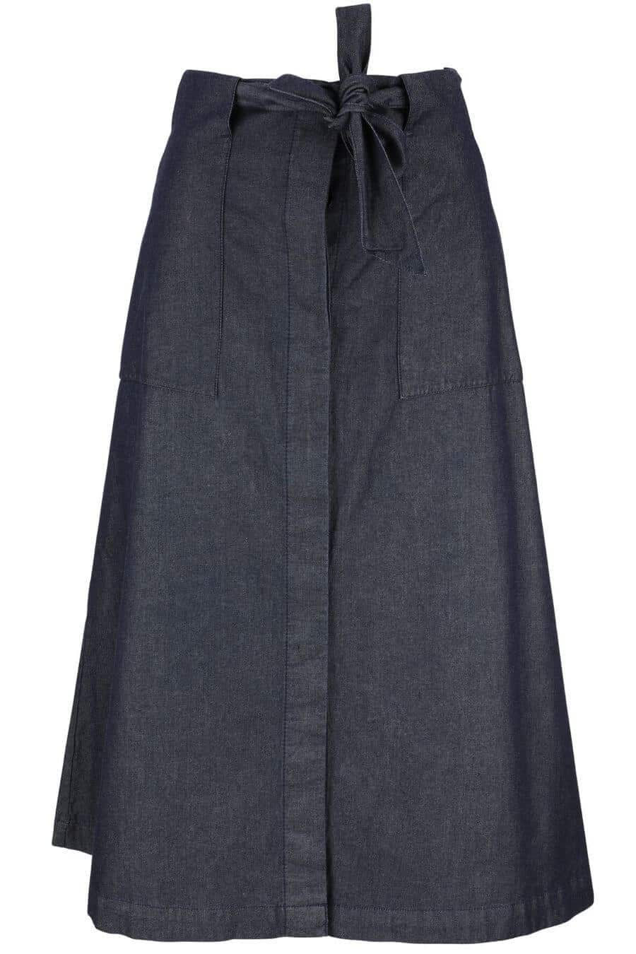 Style Theory_massimo-dutti-denim-skirt-with-bow-detail-1