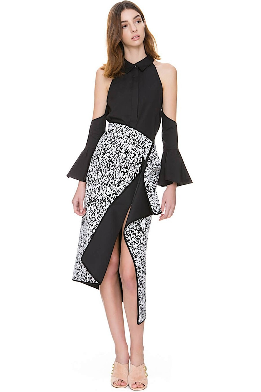 Style Theory_cameo-on-the-run-print-skirt-3