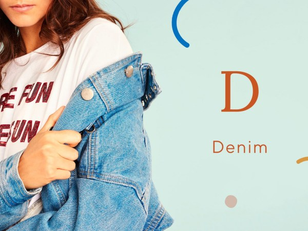 5 ways you could wear denim to work