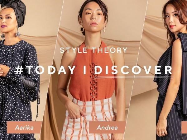 See you at the Style Theory Store, our very first flagship store!