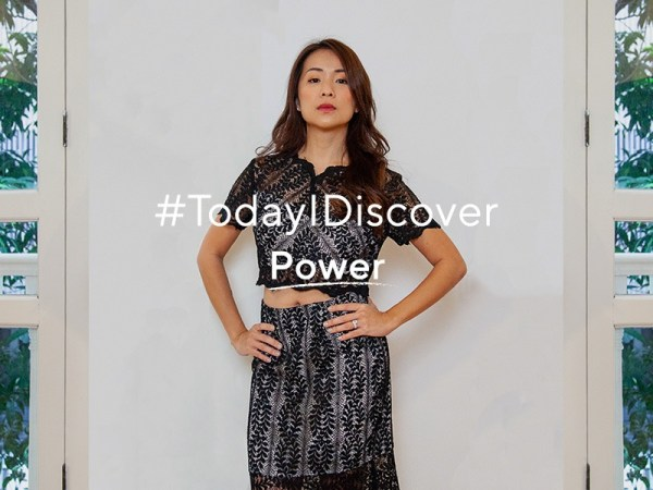 #TodayIDiscover Power With Anabel Chew