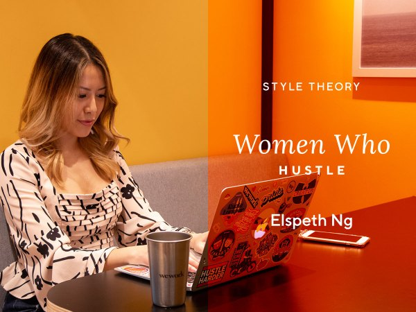 Women Who Hustle: Elspeth Ng