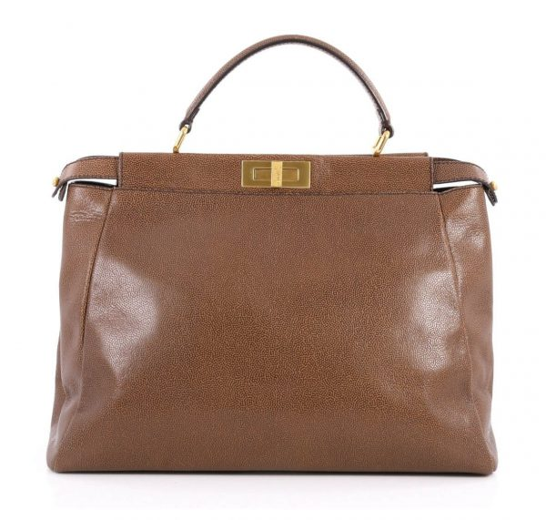 designer spotlight fendi-large-peekaboo-brown-c