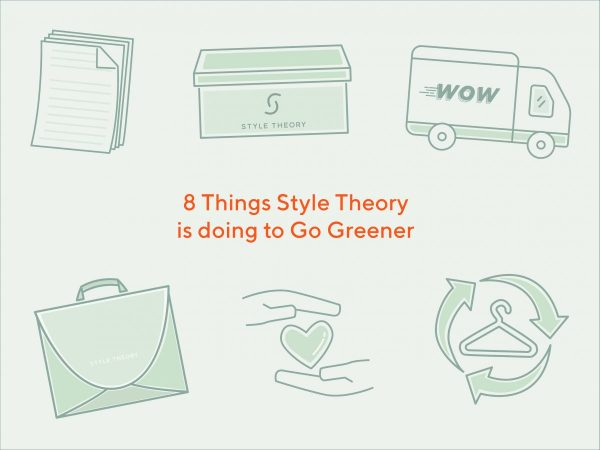 8 Things Style Theory Is Doing To Go Greener
