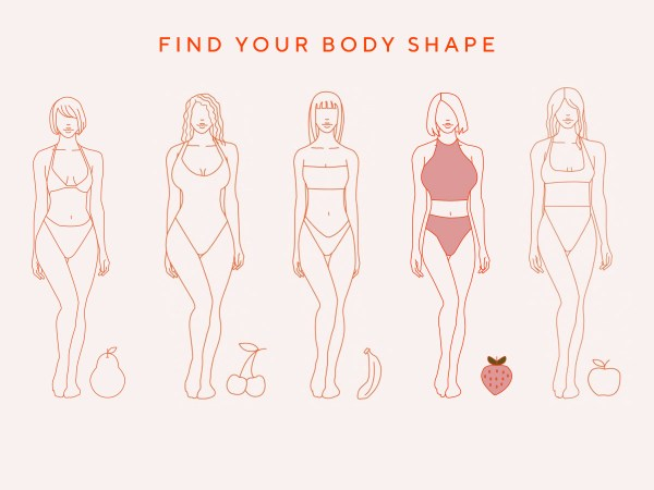 Know Your Body Shape: Strawberry