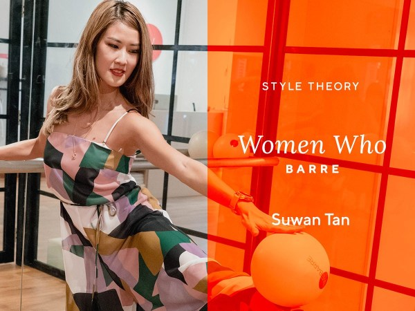 Women Who Barre: Suwan Tan