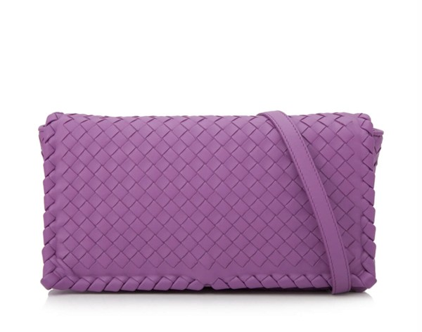 designer spotlight bottega-veneta-intrecciato-nappa-clutch-bag-purple-c