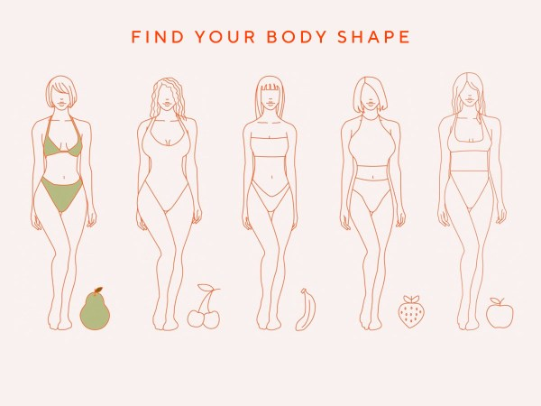 Know Your Body Shape: Pear