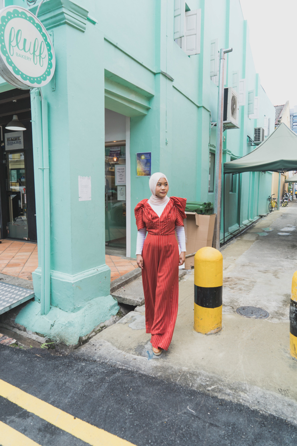 Syaira Suhimi in Style Theory