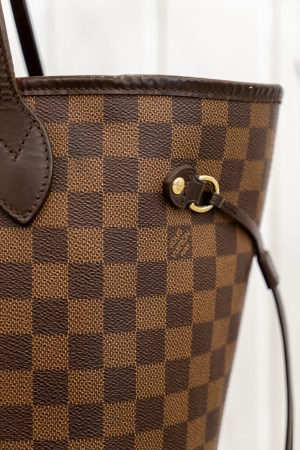 Louis Vuitton Neverfull Damier Ebene PM