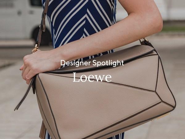 Designer Spotlight: Loewe