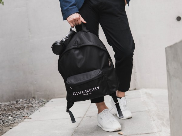 Anatomy of a Givenchy Urban Backpack as a Casual Weekend Men's Bag