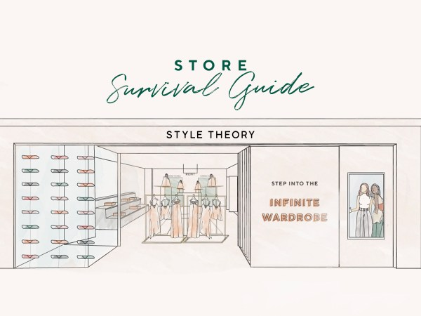 The Style Theory Store Survival Guide