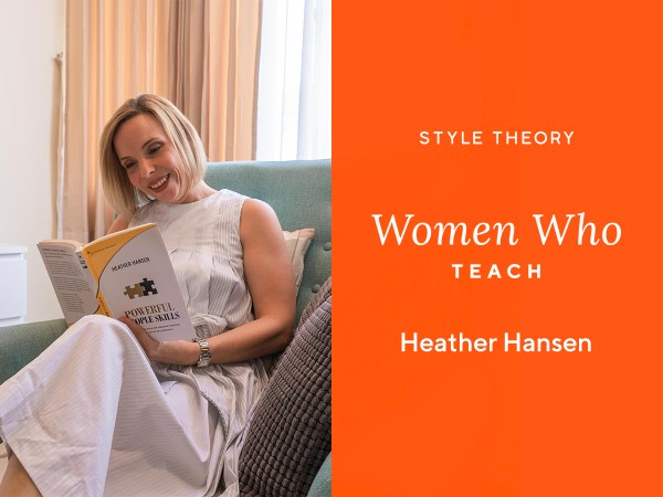 Women Who Teach: Heather Hansen