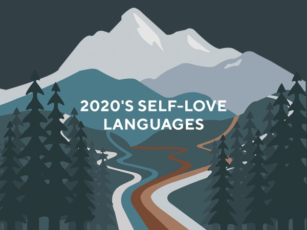 Quiz: 2020's Self-Love Languages