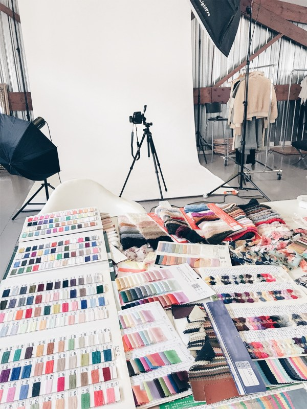 Style Theory MVN Studio Behind the Scenes