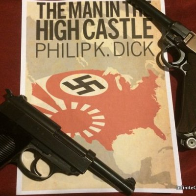The Man in The High Castle by Philip K. Dick – Novel + Series | Episode 022