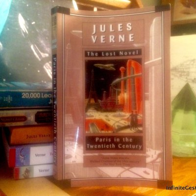 Dystopian Novel Series Part II – Paris in the Twentieth Century by Jules Verne | Episode 035