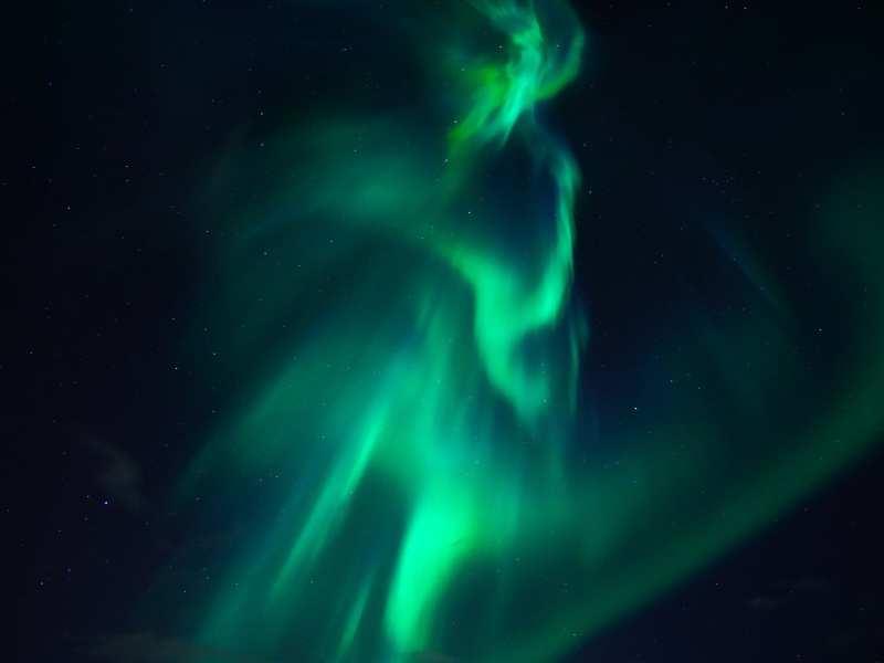 ¡Admira las auroras boreales desde tu casa EN VIVO!
